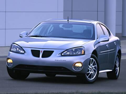 2004 Pontiac Grand Prix for sale at Sundance Chevrolet in Grand Ledge MI