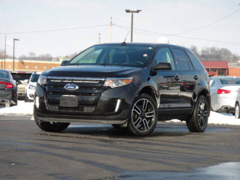 2014 Ford Edge for sale at Jack Schmitt Chevrolet Wood River in Wood River IL