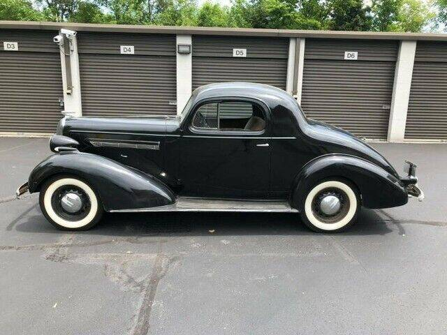 1936 Buick 40 Special 3 Window Coupe for sale at CarsBikesBoats.com in Round Mountain TX
