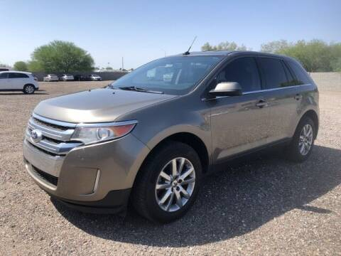 2013 Ford Edge for sale at Curry's Cars Powered by Autohouse - AUTO HOUSE PHOENIX in Peoria AZ