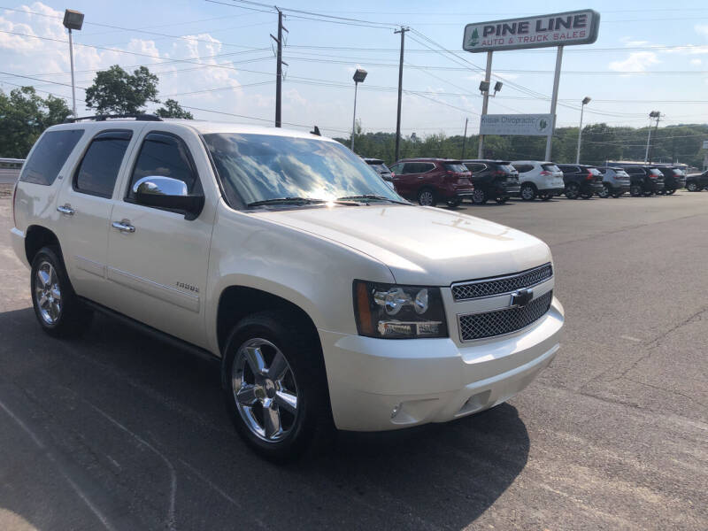 2013 Chevrolet Tahoe for sale at Pine Line Auto in Olyphant PA