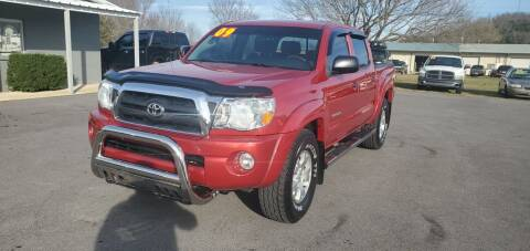 2009 Toyota Tacoma for sale at Jacks Auto Sales in Mountain Home AR
