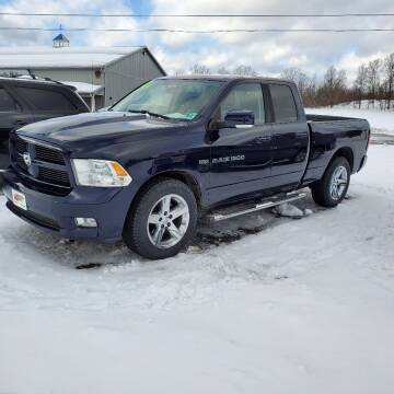 2012 RAM Ram Pickup 1500 for sale at ALL WHEELS DRIVEN in Wellsboro PA