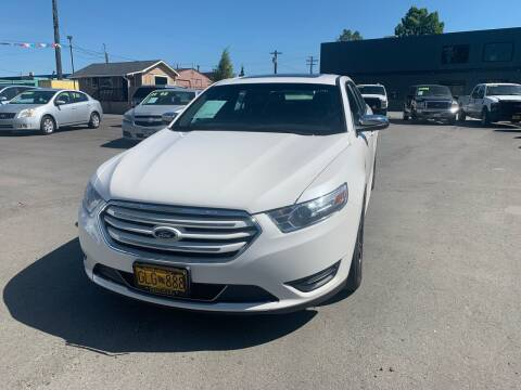 2013 Ford Taurus for sale at ALASKA PROFESSIONAL AUTO in Anchorage AK