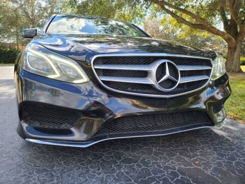 2014 Mercedes-Benz E-Class for sale at Monaco Motor Group in Orlando FL