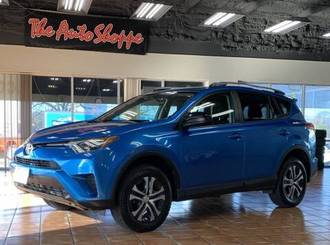 2016 Toyota RAV4 for sale at The Auto Shoppe in Springfield MO