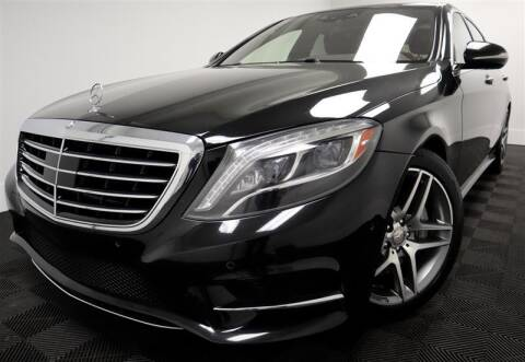 2014 Mercedes-Benz S-Class for sale at CarNova in Stafford VA