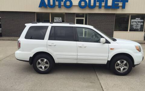 2008 Honda Pilot for sale at Truck and Auto Outlet in Excelsior Springs MO