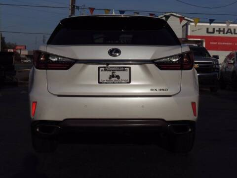 2017 Lexus RX 350 for sale at Auto Finance of Raleigh in Raleigh NC