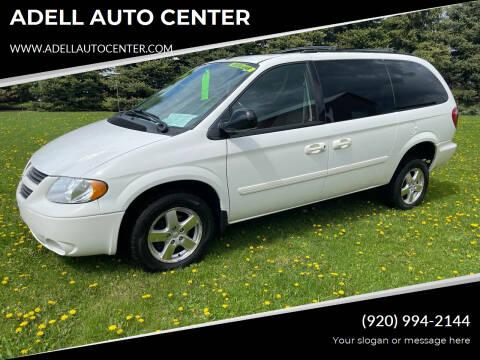 2006 Dodge Grand Caravan for sale at ADELL AUTO CENTER in Waldo WI