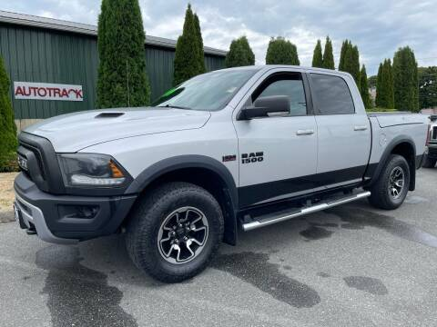 2015 RAM Ram Pickup 1500 for sale at AUTOTRACK INC in Mount Vernon WA