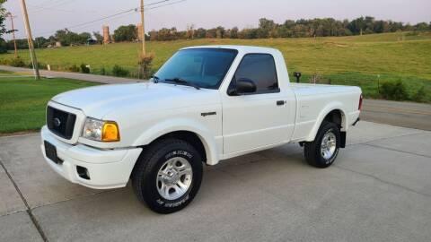 2004 Ford Ranger for sale at Kellam Premium Auto Sales & Detailing LLC in Loudon TN