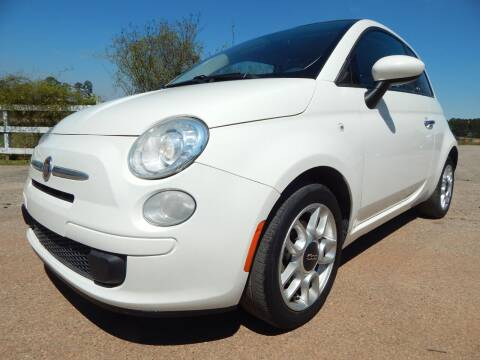 2013 FIAT 500c for sale at Medford Motors Inc. in Magnolia TX