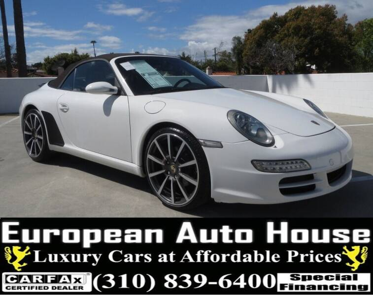 2006 Porsche 911 for sale at European Auto House in Los Angeles CA