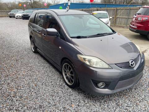 2008 Mazda MAZDA5 for sale at American Auto in Rayville LA