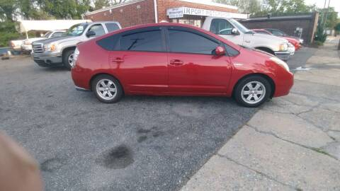 2008 Toyota Prius for sale at IMPORT MOTORSPORTS in Hickory NC