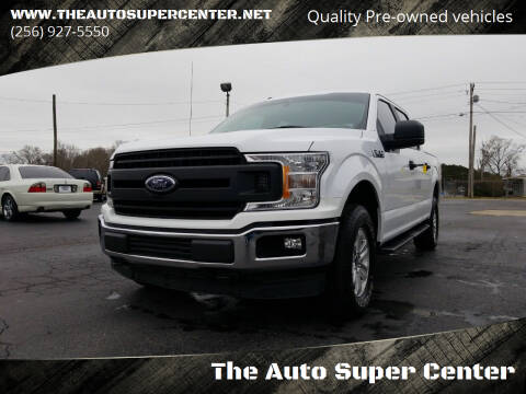 2019 Ford F-150 for sale at The Auto Super Center in Centre AL