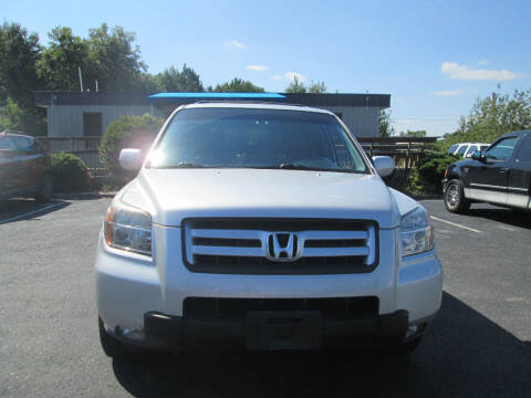 2007 Honda Pilot for sale at Olde Mill Motors in Angier NC