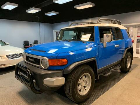 2007 Toyota FJ Cruiser for sale at Quality Autos in Marietta GA
