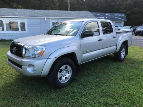 2011 Toyota Tacoma for sale at Manny's Auto Sales in Winslow NJ