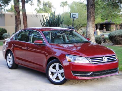 2015 Volkswagen Passat for sale at AZGT LLC in Phoenix AZ