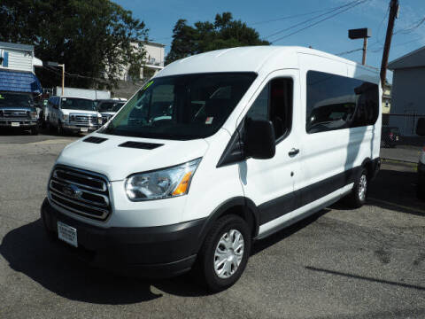 2019 Ford Transit Passenger for sale at Scheuer Motor Sales INC in Elmwood Park NJ