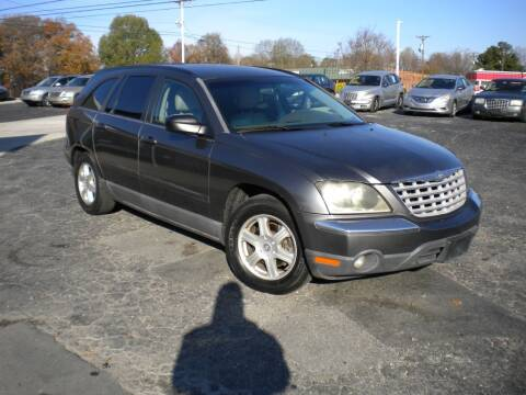 2004 Chrysler Pacifica for sale at CASABLANCA AUTO SALES in Greensboro NC