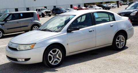 2003 Saturn Ion for sale at Angelo's Auto Sales in Lowellville OH