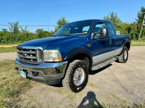 2002 Ford F-250 Super Duty for sale at Siglers Auto Center in Skokie IL