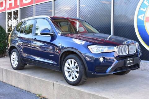 2017 BMW X3 for sale at Alfa Romeo & Fiat of Strongsville in Strongsville OH