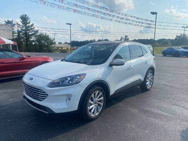 2021 Ford Escape for sale at Tim Short Auto Mall in Corbin KY