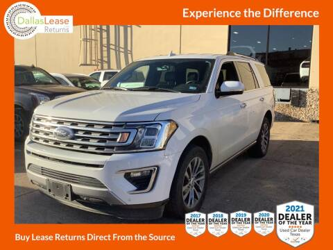 2018 Ford Expedition for sale at Dallas Auto Finance in Dallas TX