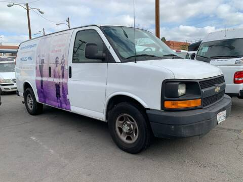 2008 Chevrolet Express Cargo for sale at Best Buy Quality Cars in Bellflower CA