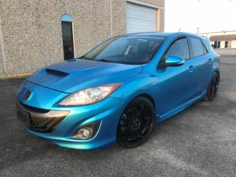 2010 Mazda MAZDASPEED3 for sale at Evolution Motors LLC in Dallas TX