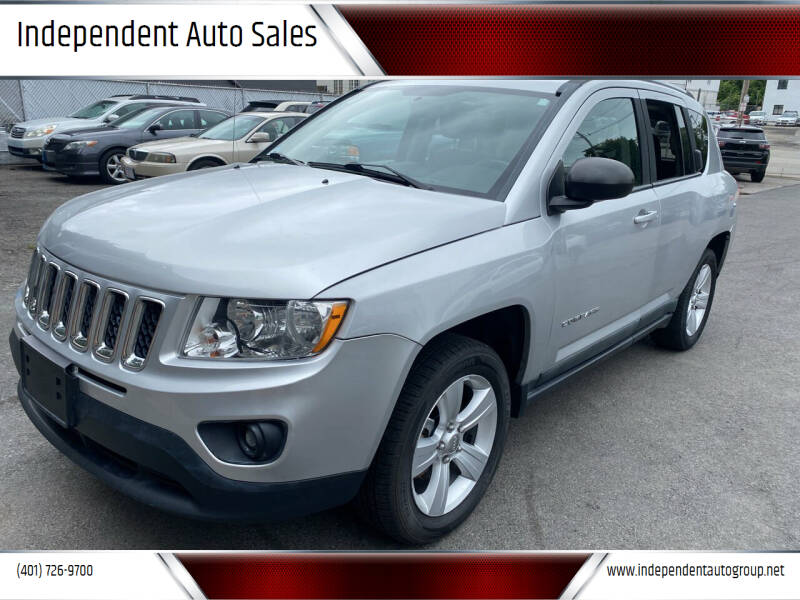 2011 Jeep Compass for sale at Independent Auto Sales in Pawtucket RI