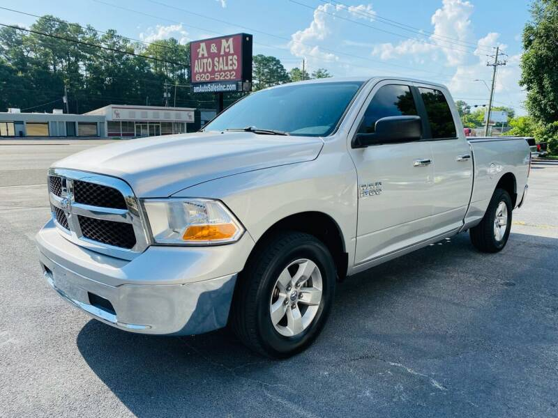 2015 RAM Ram Pickup 1500 for sale at A & M Auto Sales, Inc in Alabaster AL
