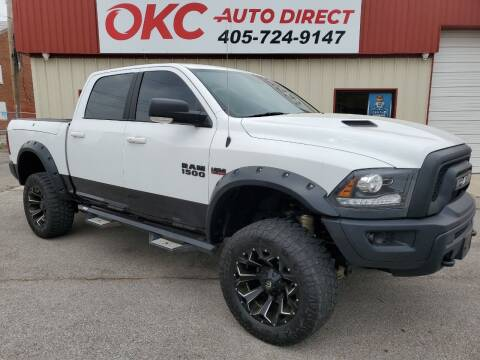 2017 RAM Ram Pickup 1500 for sale at OKC Auto Direct in Oklahoma City OK