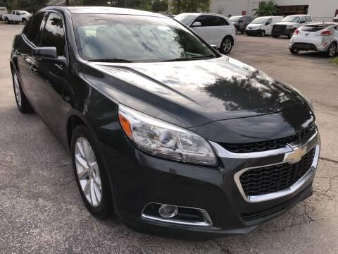 2016 Chevrolet Malibu Limited for sale at PRESTIGE AUTOPLEX LLC in Austin TX