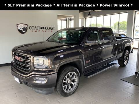2016 GMC Sierra 1500 for sale at Coast to Coast Imports in Fishers IN