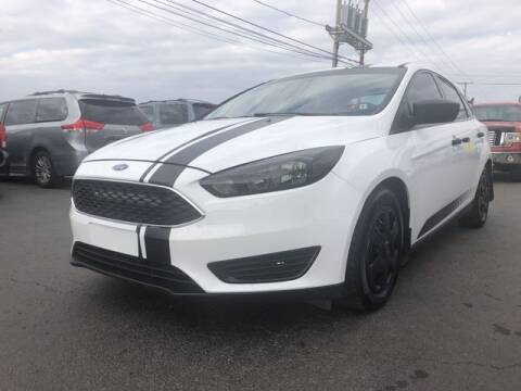 2017 Ford Focus for sale at Instant Auto Sales in Chillicothe OH