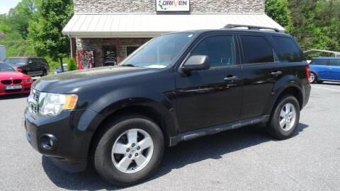 2011 Ford Escape for sale at Driven Pre-Owned in Lenoir NC