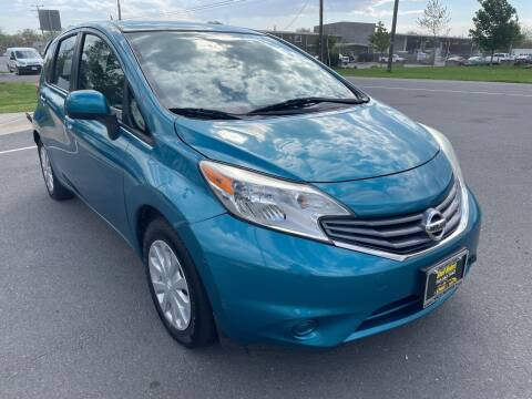 2014 Nissan Versa Note for sale at Shell Motors in Chantilly VA