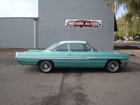 1961 Pontiac Ventura for sale at Motion Autos in Longview WA