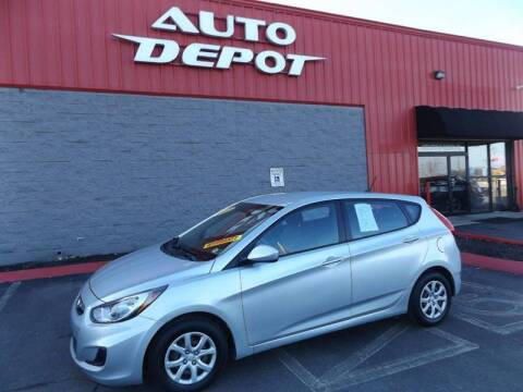 2012 Hyundai Accent for sale at Auto Depot of Madison in Madison TN