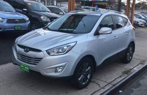 2014 Hyundai Tucson for sale at Sylhet Motors in Jamaica NY
