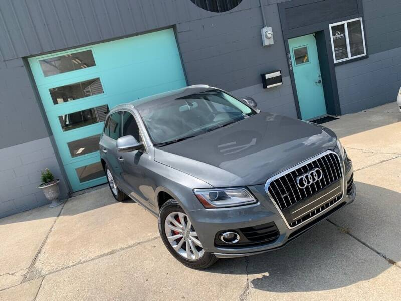 2014 Audi Q5 for sale at Enthusiast Autohaus in Sheridan IN