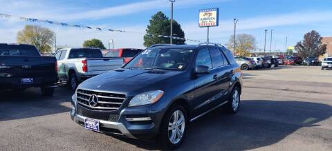 2012 Mercedes-Benz M-Class for sale at America Auto Inc in South Sioux City NE
