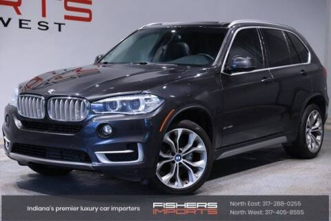 2018 BMW X5 for sale at Fishers Imports in Fishers IN
