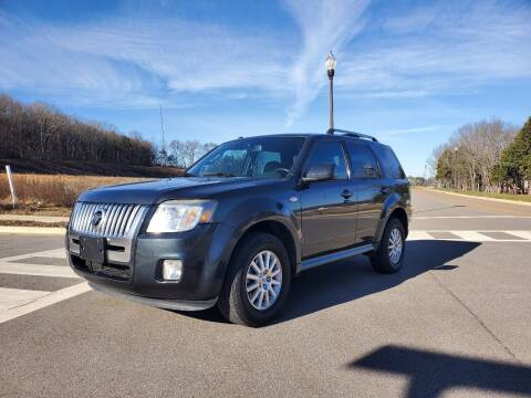 2009 Mercury Mariner for sale at Tennessee Valley Wholesale Autos LLC in Huntsville AL