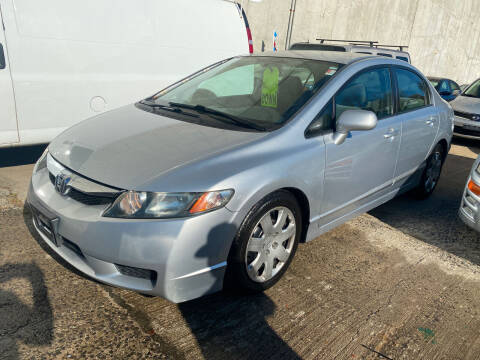 2009 Honda Civic for sale at White River Auto Sales in New Rochelle NY